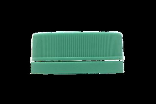 Tampa Rosca Inviolável R30/35 Verde Maçã