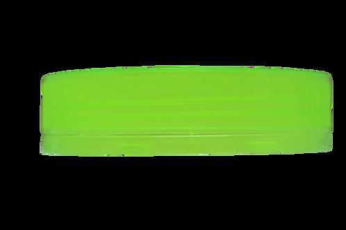 Tampa Rosca Inviolável R250/1000 Verde Limão (25 Unidades)