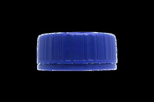 Tampa Lacre R38MM Azul Escuro (25 Unidades)
