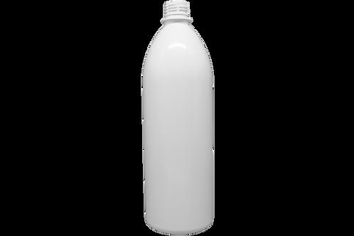 Garrafa PET Cosmética 1000ml Branca R28/415 36g (25 Unidades)