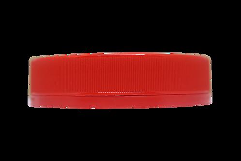 Tampa Rosca Inviolável R250/1000 Vermelha (25 Unidades)