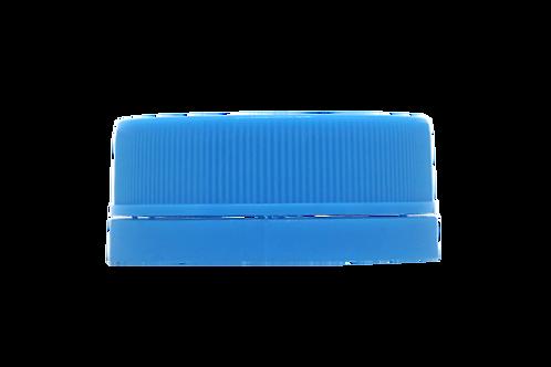 Tampa Rosca Inviolável R30/35 Azul Claro (25 Unidades)