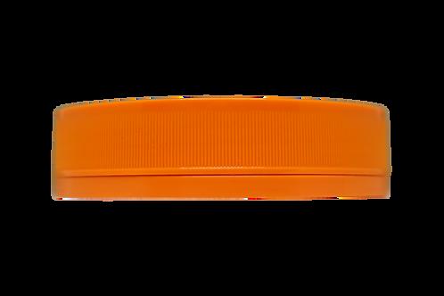 Tampa Rosca Inviolável R250/1000 Laranja (25 Unidades)