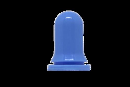 Bulbo Silicone Azul Claro (25 Unidades)