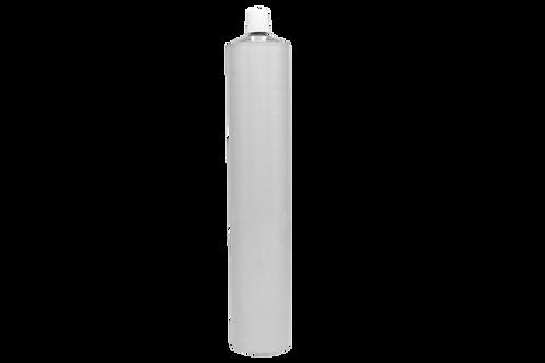 Bisnaga Alumínio  35x180  100/120g Branca (25 Unidades)