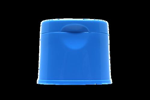 Tampa Flip Top Elegance Azul Claro (25 Unidades)