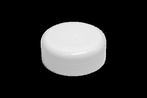 Tampa Plast Branca C/ Disco 632 P/ Pote 60ml (25 Unidades)