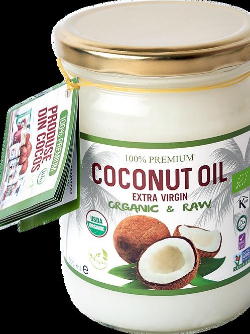 Кокосовое масло extra virgin 500мл