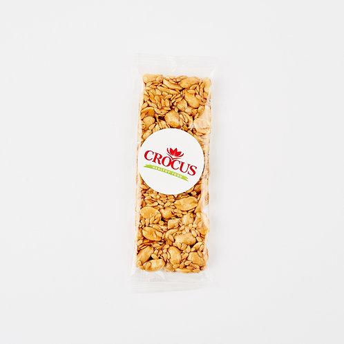 Козинак арахис и белого льна  40 гр