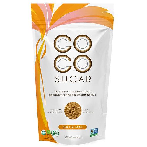 Органический сахар из цветков кокоса 454гр