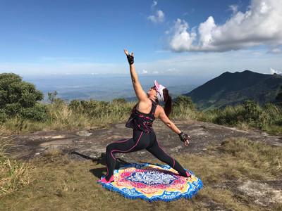 yoga pico dos marins