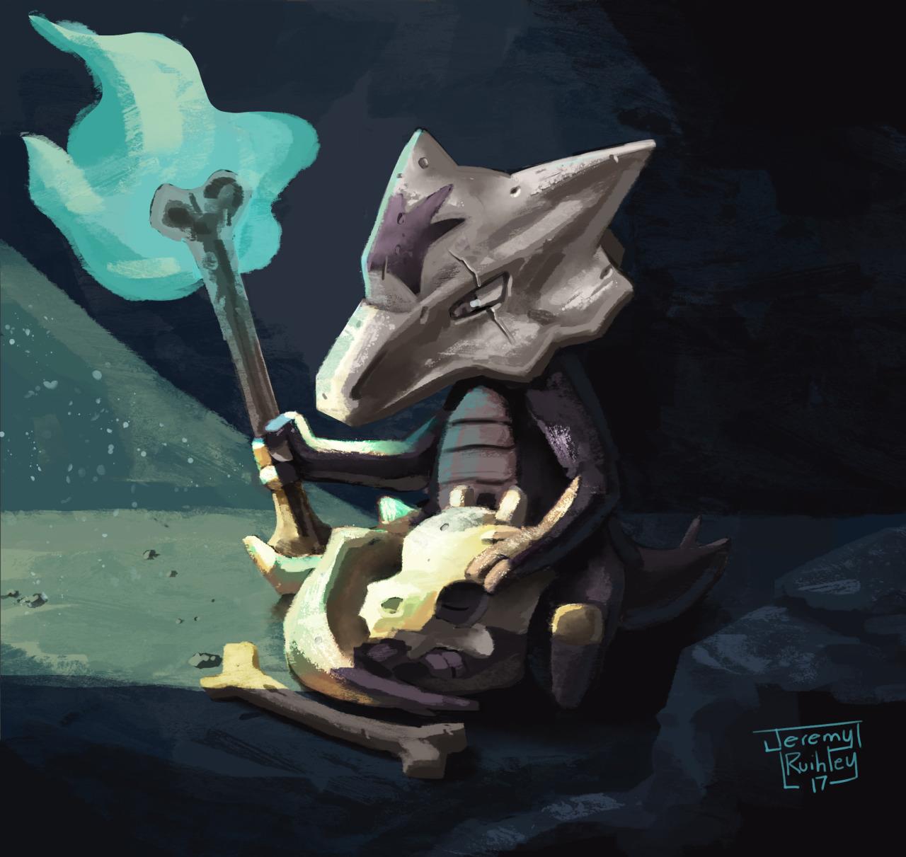 Pokémons desenhados por Jeremy Ruihley