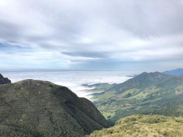 paisagem pico dos marins