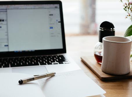 Como escrever um texto de blog