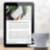 ebook mockup leitura