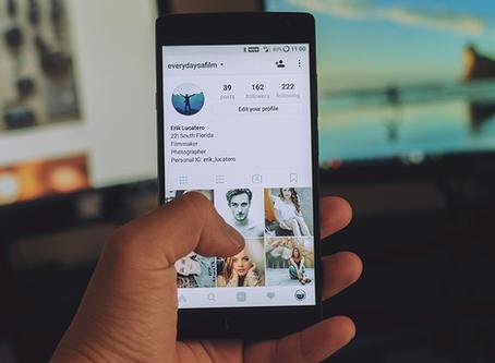 Fazendo conteúdos diferentes para Facebook e Instagram