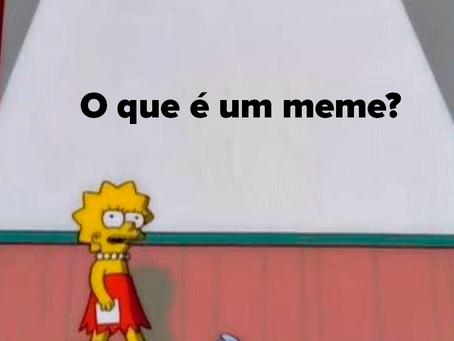 O que é um meme?