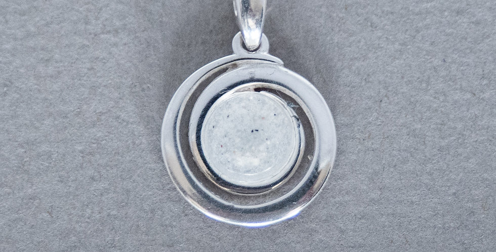 Spiral Of Life Pet Ashes Pendant