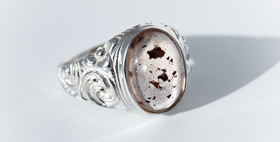 Ornate Oval Placenta Ring