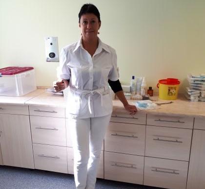 Brūču aprūpes kabinets Cēsu klīnikā