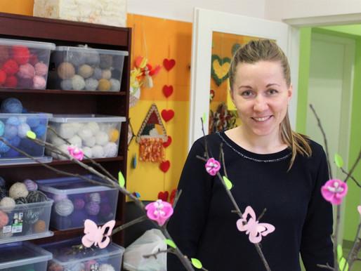 Garīgās veselības centra komandai pievienojies jauns speciālists – sociālais rehabilitētājs