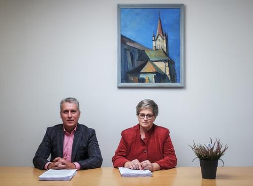 Parakstīts līgums ar SIA WOLTEC par ārstniecības korpusa pārbūves darbu veikšanu Cēsu klīnikā
