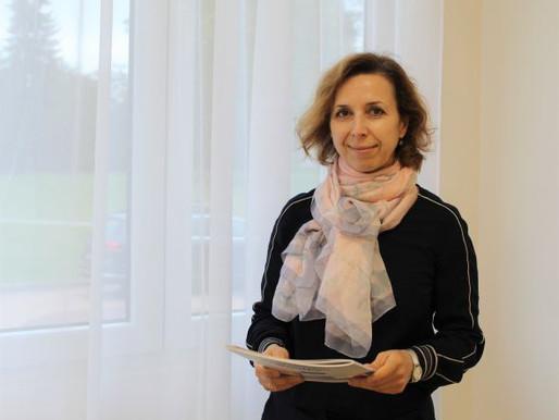 Cēsu klīnikas Garīgās veselības centra komandai pievienojusies jauna  speciāliste