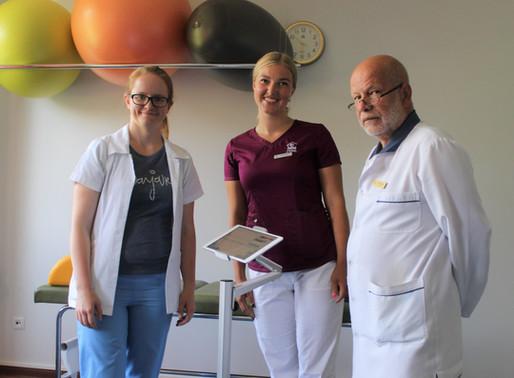 Sadarbībā ar Vigo sākam digitālas terapijas pilotprojektu insulta pacientiem