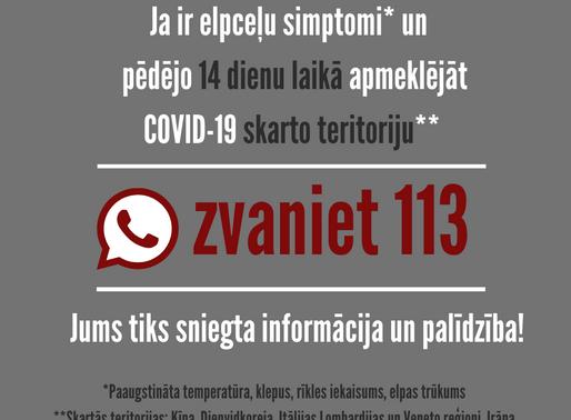 Informācija pacientiem