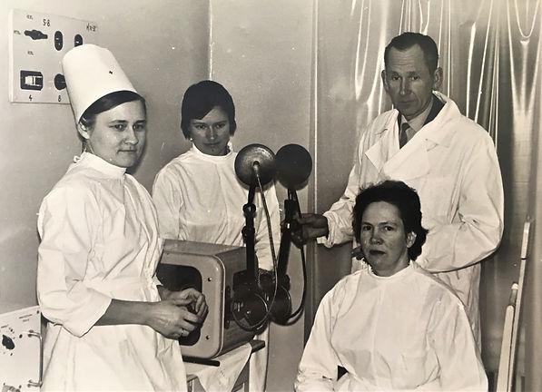 Fizikālā_terapija_1969_ar_dr_Grīnbergu.J