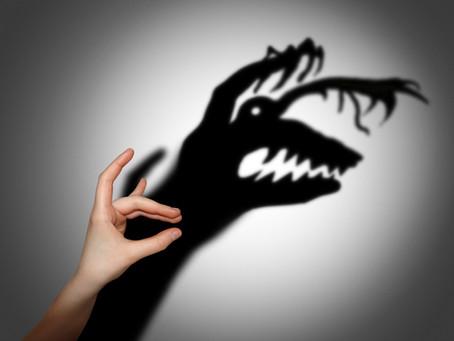 Oser dévoiler la peur