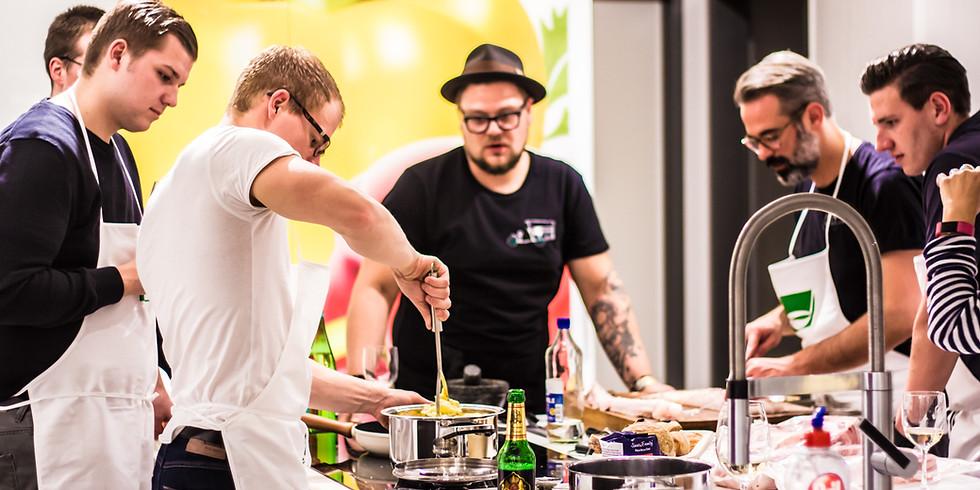 Grillkurs foodbike21 meets Schrebergarten 31.08.19