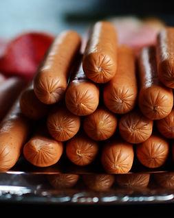 Sausages Hot Dogs Frankfurts Viennas