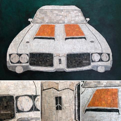 72 Oldsmobile Composite