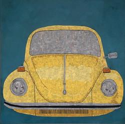 71 VW Bug