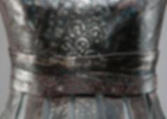 Dress sculpture feminine steel donna mccullough