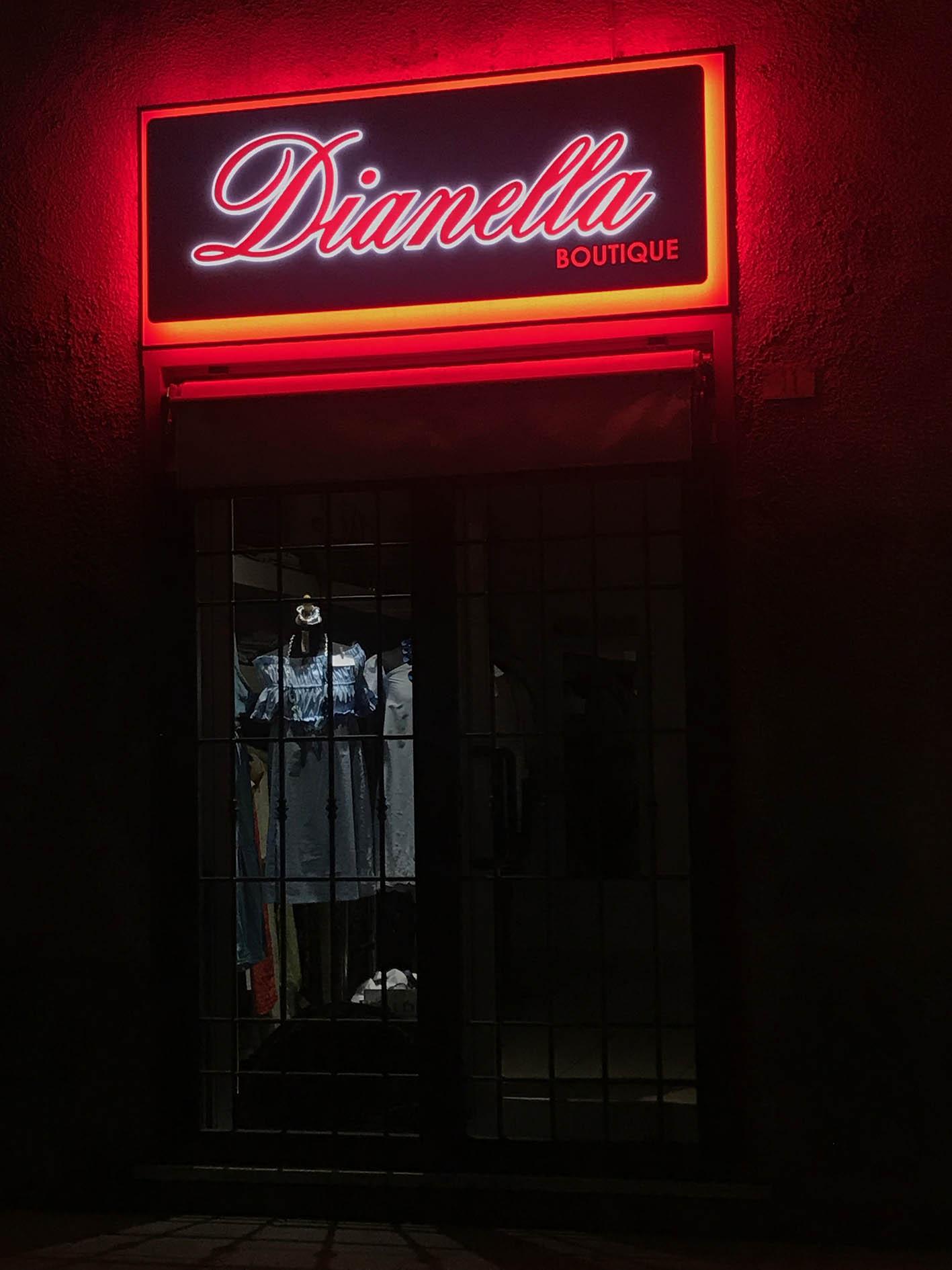 Dianella Via cantore