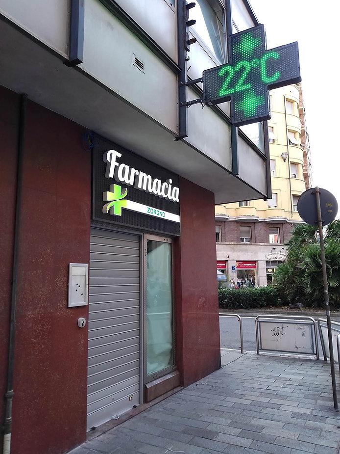 farmacia Zorgno SV