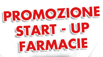 Promozione Start-Up Farmacie