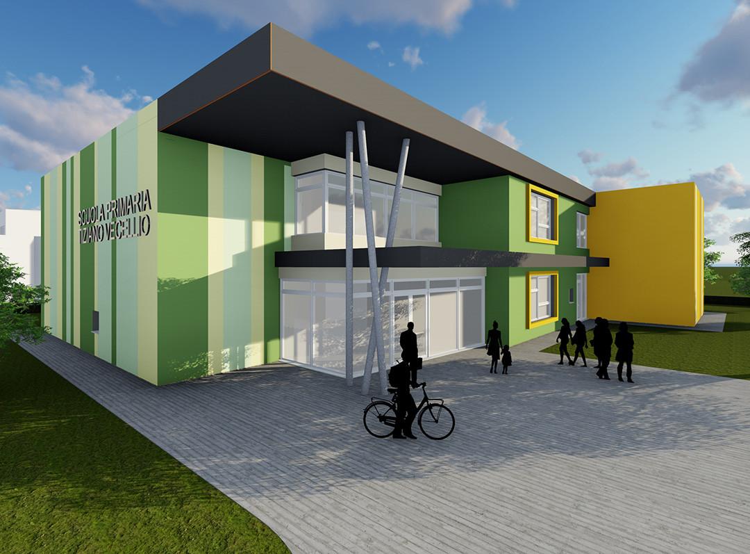 scuola di Godega Sant'Urbano