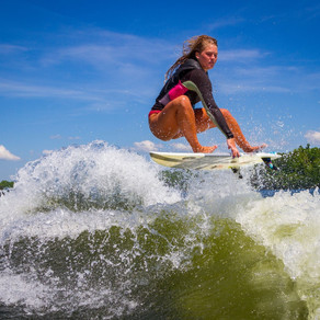 Come surf with a pro!