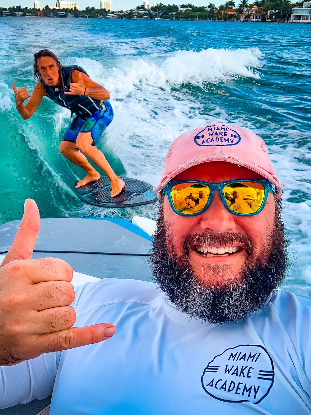 book you wakesurf session online
