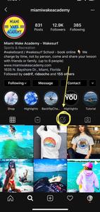 MiamiWakeAcademy Instagram profile