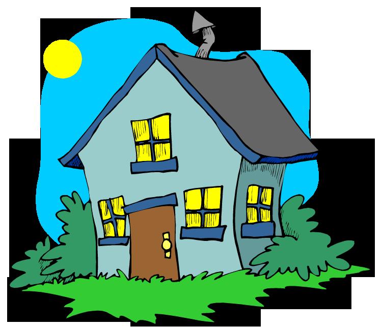 la casa (la cah-sa)