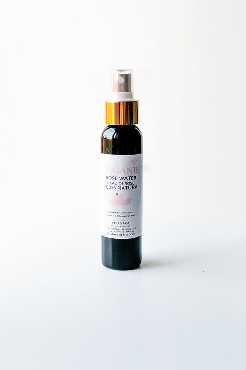 Rose Water (hydrolat) 100ml