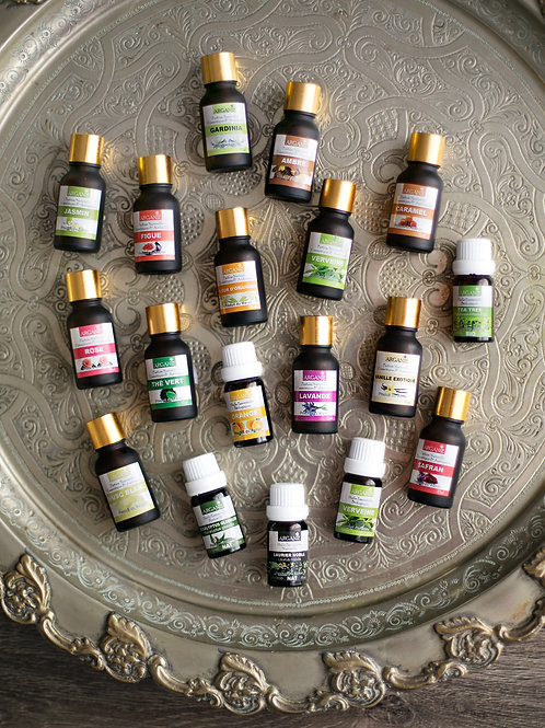 Natural Perfume Cosmetic & Atmosphere