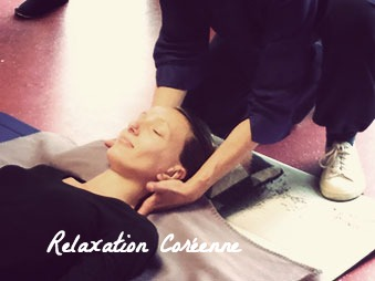 Relaxation Coréenne