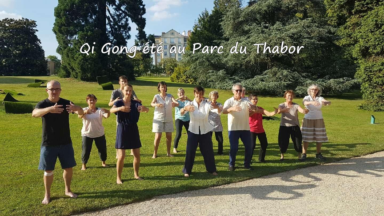 Qi Gong, Yoga, Tai-Chi été au Thabor