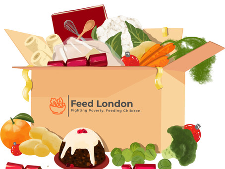 Feed London Christmas - how you made a difference