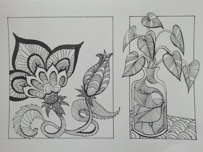 Элементы натюрморта